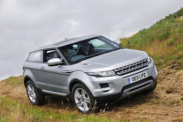 Расширяем диапазон вместе с самым маленьким Range Rover. Фото 6