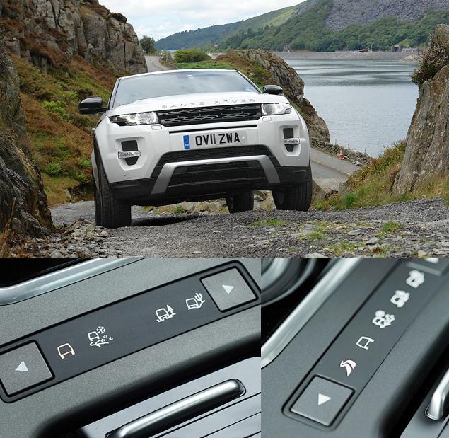 Расширяем диапазон вместе с самым маленьким Range Rover. Фото 7
