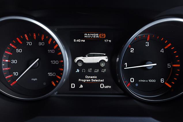 Расширяем диапазон вместе с самым маленьким Range Rover. Фото 8