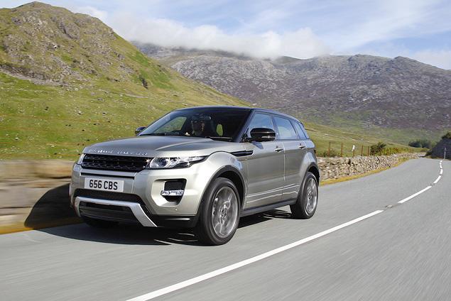 Расширяем диапазон вместе с самым маленьким Range Rover. Фото 9