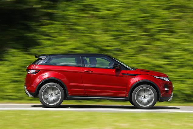 Расширяем диапазон вместе с самым маленьким Range Rover. Фото 10