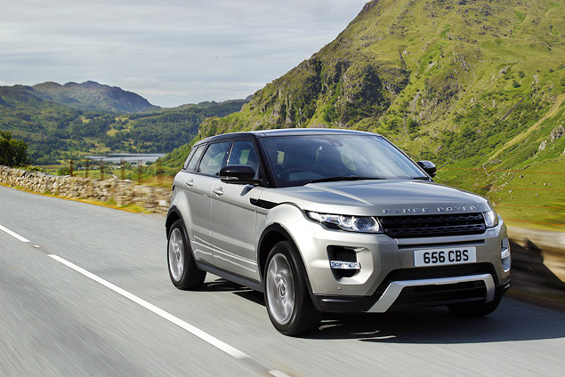 Расширяем диапазон вместе с самым маленьким Range Rover. Фото 12