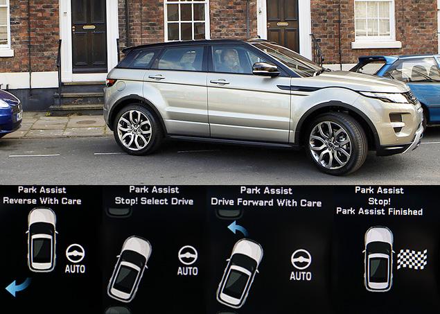 Расширяем диапазон вместе с самым маленьким Range Rover. Фото 14