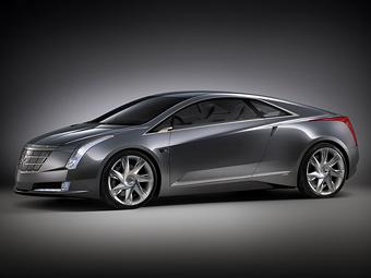 Концерн GM решился на выпуск гибридного купе Cadillac