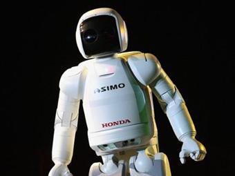 """""""Хонда"""" отправит на """"Фукусиму"""" человекоподобного робота"""