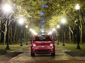 Четырехдверный Fiat 500 подготовят к моторшоу в Женеве