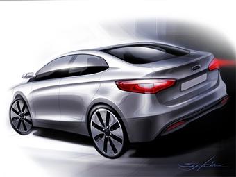 В Петербурге началось производство бюджетной модели Kia