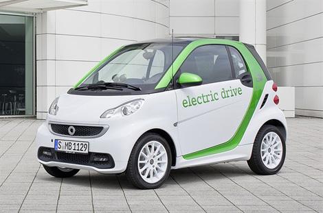 Новый Smart ForTwo ED получил более мощный электромотор и другие батареи