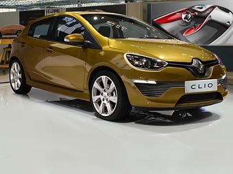 Британские журналисты раздобыли изображения нового Renault Clio