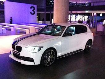 "BMW привезет во Франкфурт прототип спортивной ""копейки"""