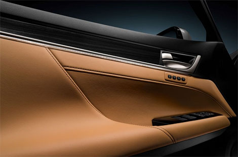 Появились новые изображения Lexus GS следующего поколения. Фото 1
