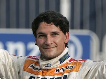 Экс-чемпион серии GP2 заменит Джастина Уилсона в INDYCAR
