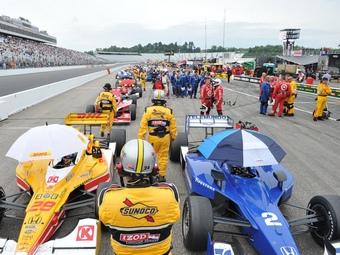 Результаты гонки INDYCAR в Нью-Гэмпшире были опротестованы