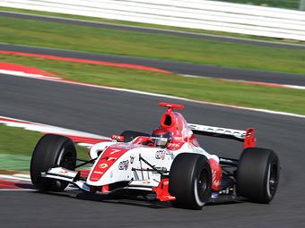 Судьи Формулы-Renault 3.5 дисквалифицировали команду Fortec