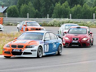 Михаил Ухов выиграл первую гонку RTCC в Казани