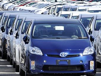 Лидером по импорту иномарок в Россию стала Toyota