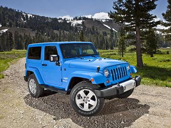 Jeep Wrangler получил новый двигатель