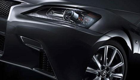 Компания Lexus готовит к дебюту гибридный GS и спорт-пакет F-Sport. Фото 1