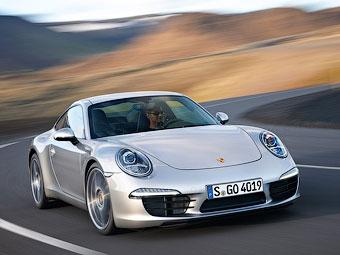 """Новые Porsche 911 получили семиступенчатую """"механику"""""""