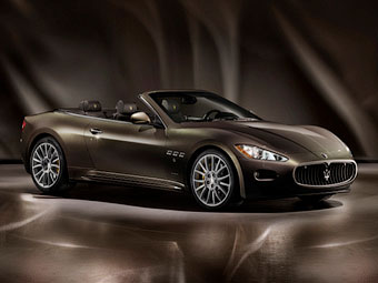 Компания Maserati сделала кабриолет для модников