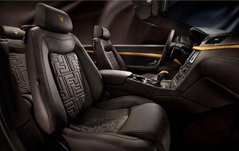 Марка Maserati представила специальную модификацию модели GranCabrio. Фото 1