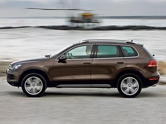 VW разработает семиместный внедорожник