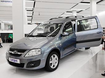 """""""АвтоВАЗ"""" назвал цены на новый универсал Lada"""