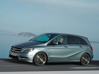 Рассекречен Mercedes-Benz B-Class нового поколения