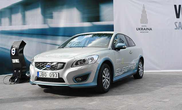Экобудущее в формате Volvo