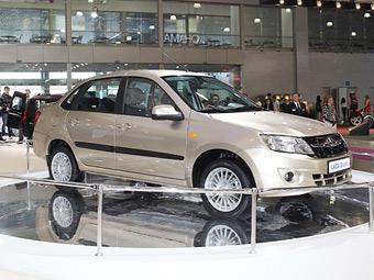 Базовые версии автомобилей Lada оснастят подушками безопасности