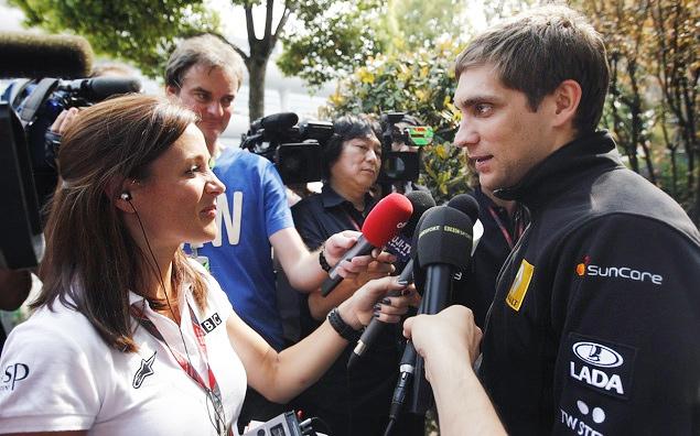 Истории людей, работающих с первым российским пилотом Формулы-1. Фото 6