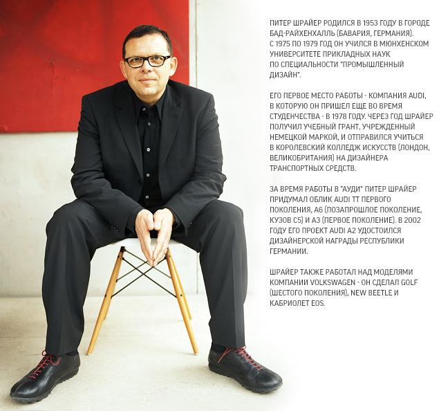 Интервью с дизайнером бюджетного седана Kia для России