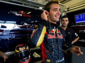"Команда Toro Rosso получила нового ""пилота по пятницам"""