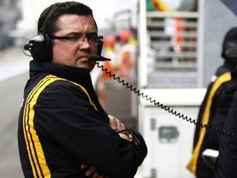 Булье не ожидал увидеть Хайдфельда на Гран-при Бельгии