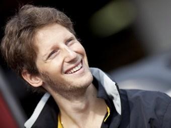 Роман Гросжан досрочно стал чемпионом серии GP2