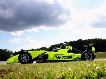Рамон Пинейро одержал третью победу в Формуле-2 подряд