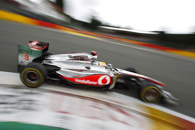 Себастьян Феттель выиграл Гран-при Бельгии. Фото 3