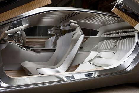 Компания Peugeot на Франкфуртском автосалоне покажет роскошный гибрид для шестерых