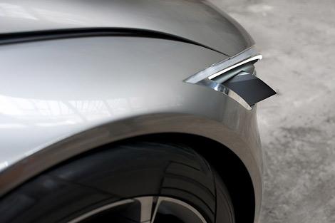 Компания Peugeot на Франкфуртском автосалоне покажет роскошный гибрид для шестерых. Фото 1