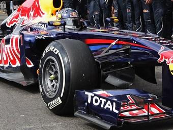 Pirelli отказалась брать на себя вину за пузырение покрышек на Гран-при Бельгии