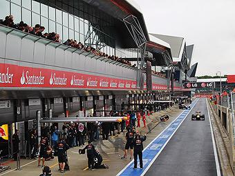 Английскую трассу Формулы-1 сдадут в аренду катарцам на 150 лет