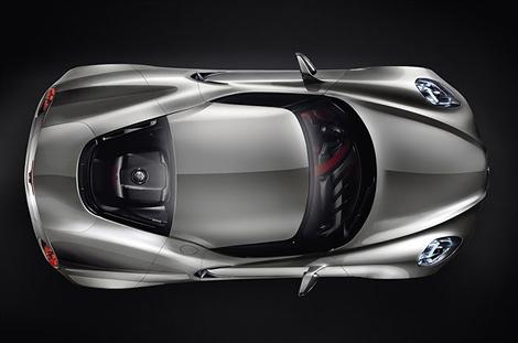 На моторшоу во Франкфурте компания Alfa Romeo представит модернизированную версию среднемоторного купе 4С. Фото 2