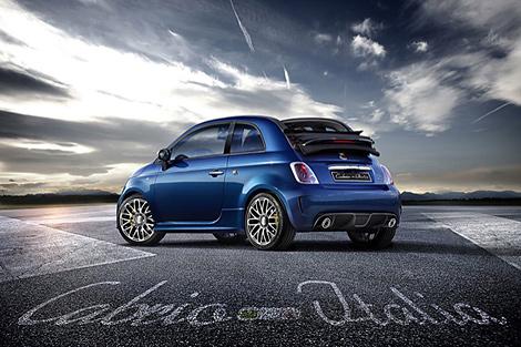 Fiat готовит к дебюту новые спортивные модификации моделей 500 и Punto. Фото 1
