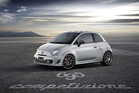 Fiat готовит к дебюту новые спортивные модификации моделей 500 и Punto. Фото 2