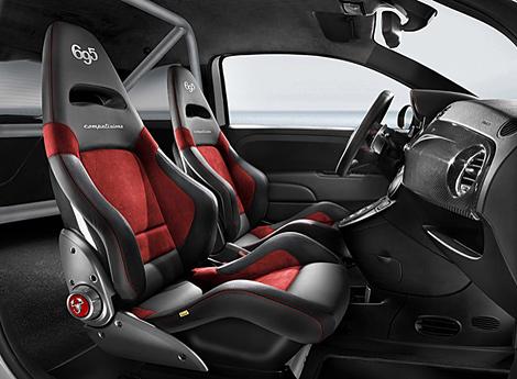 Fiat готовит к дебюту новые спортивные модификации моделей 500 и Punto. Фото 3