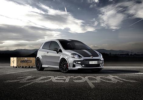 Fiat готовит к дебюту новые спортивные модификации моделей 500 и Punto. Фото 4