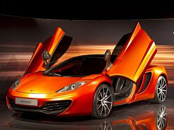 McLaren запустил программу персонализации суперкаров