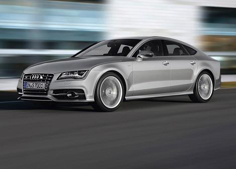 """Компания Audi представила """"заряженные"""" автомобили S6 и S7 Sportback, которые дебютируют в сентябре во Франкфурте. Фото 4"""
