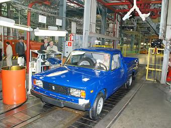"""""""ИжАвто"""" начнет выпуск автомобилей стандарта """"Евро-4"""""""
