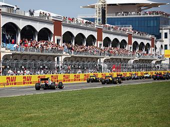 Формула-1 лишилась Гран-при Турции